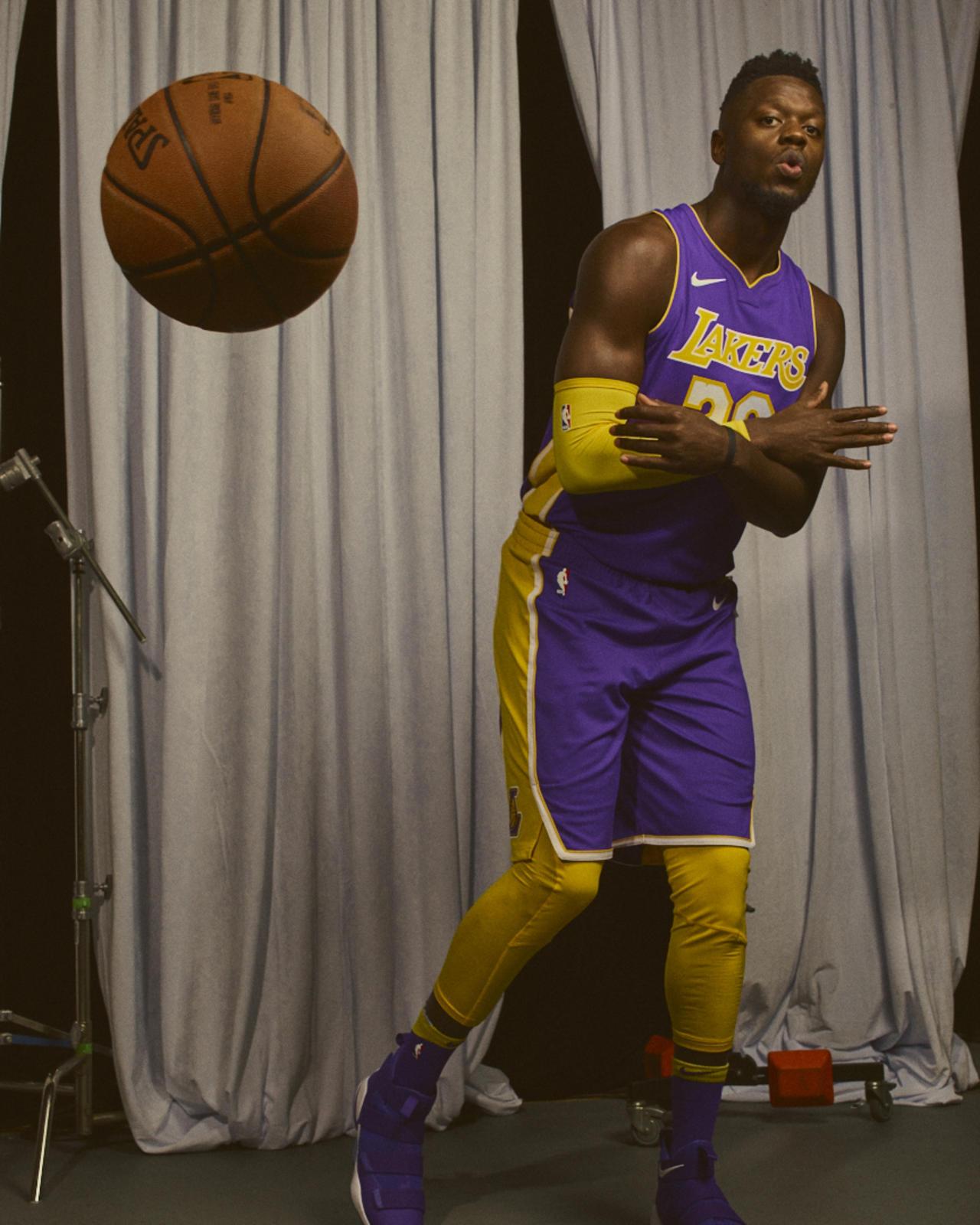 Nike NBA Statement Edition uniform Lakers