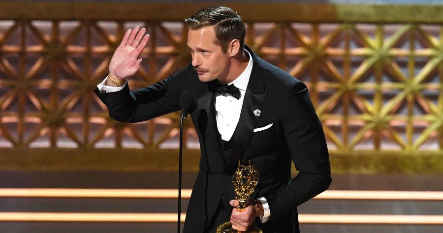 De bäst klädda männen på Emmy Awards 2017