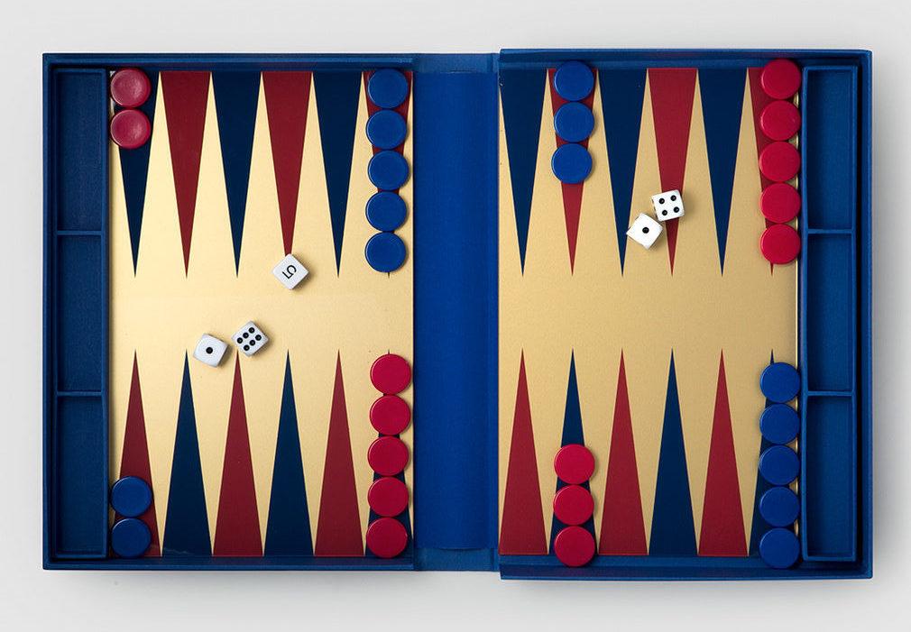 Backgammon från Print Works spelkväll areyoukarl