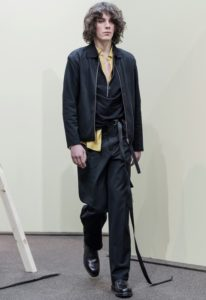 L'homme Rouge FW17 Collection