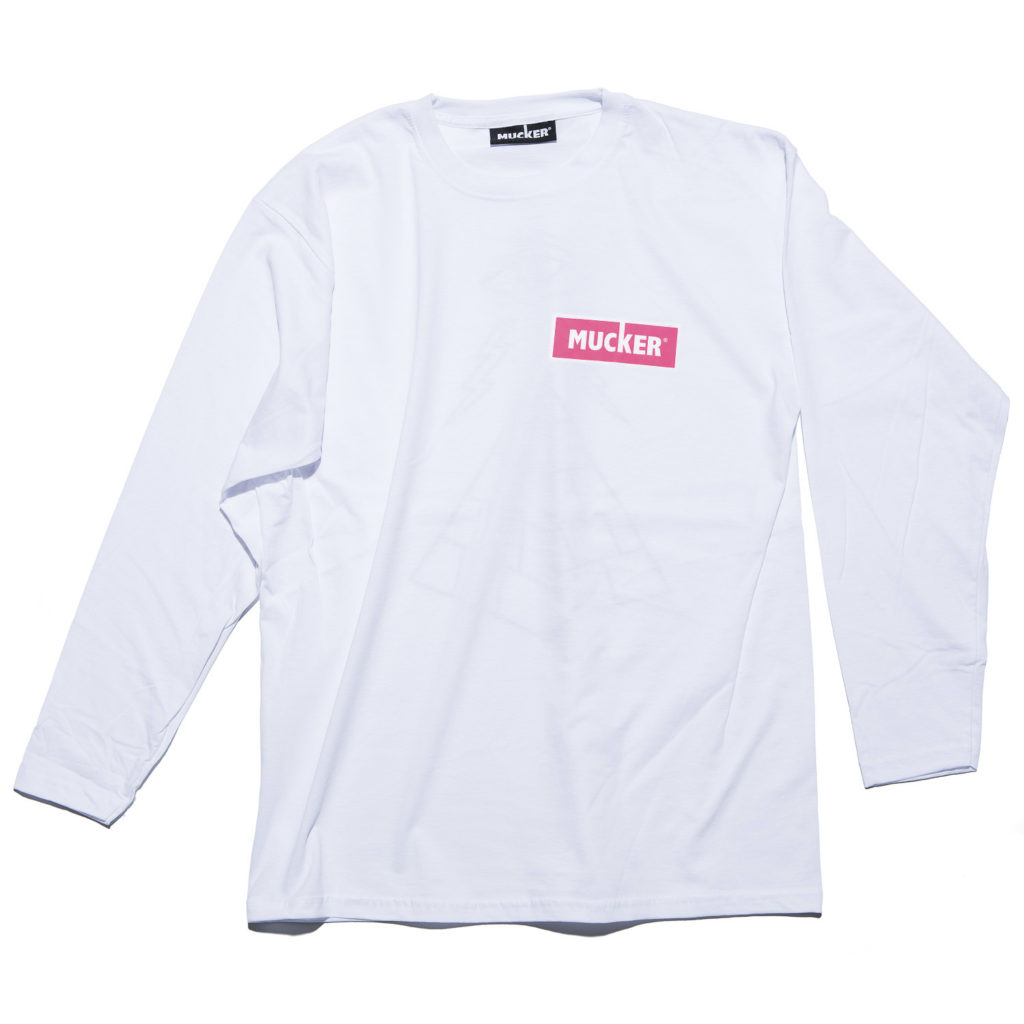 Mucker longsleeve #0081 långärmad t-shirt