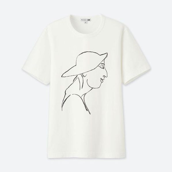 Uniqlo x JW Anderson Collection UNIQLO and JW ANDERSON t-shirt