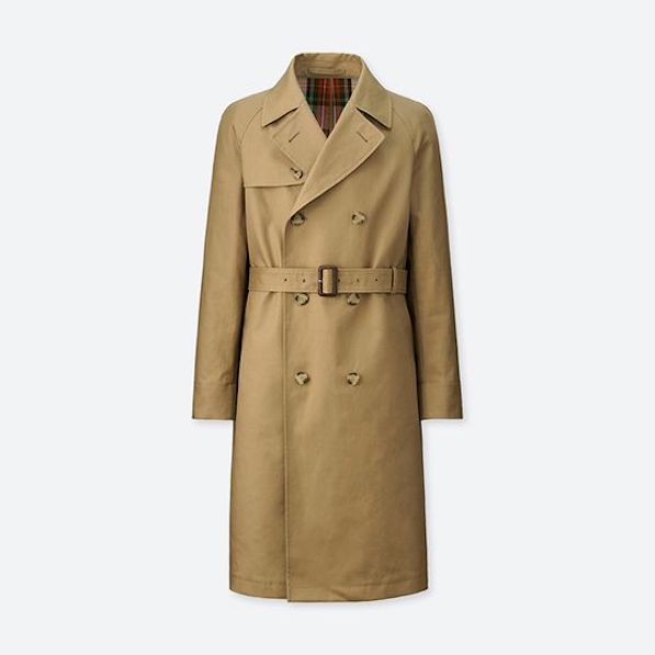 Uniqlo x JW Anderson Collection UNIQLO and JW ANDERSON trenchcoat