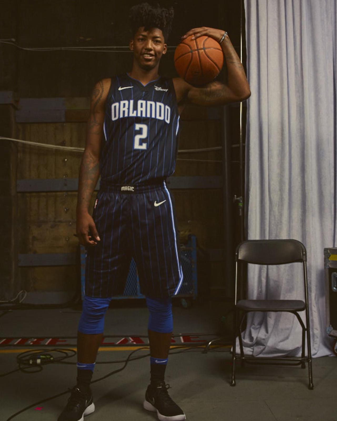 Nike NBA Statement Edition uniform Orlando