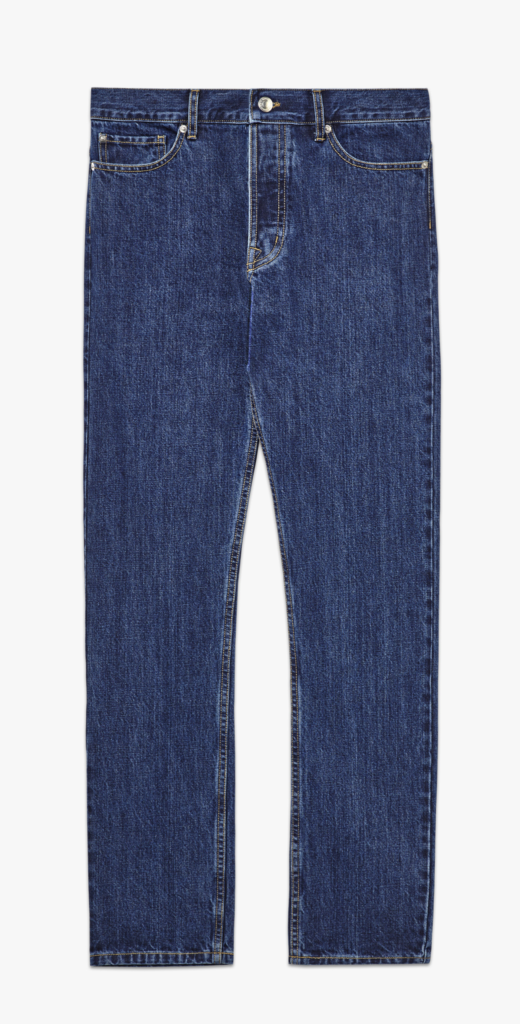 regular-fit-dark-jeans by Editions M.R