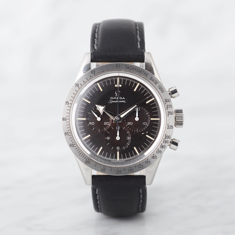 Bukowskis Important Timepieces Omega speedmaster kronograf