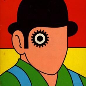 Gör dig redo för en snyggare halloween - Are you Karl? A Clockwork Orange by Anthony Burgess