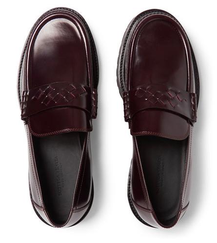 Botega Veneta chunky loafers