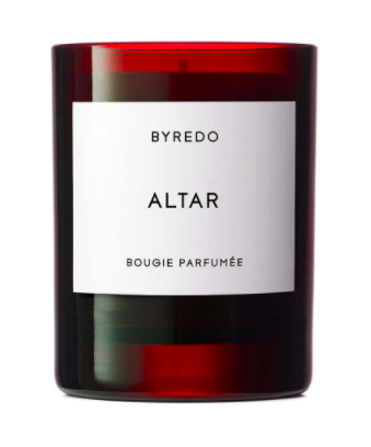 Byredo Altar candle Collector's Edition
