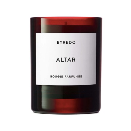 Byredo Altar candle Holiday Collection