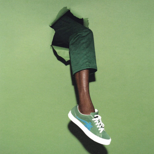 Converse x GOLF le FLEUR* Collection