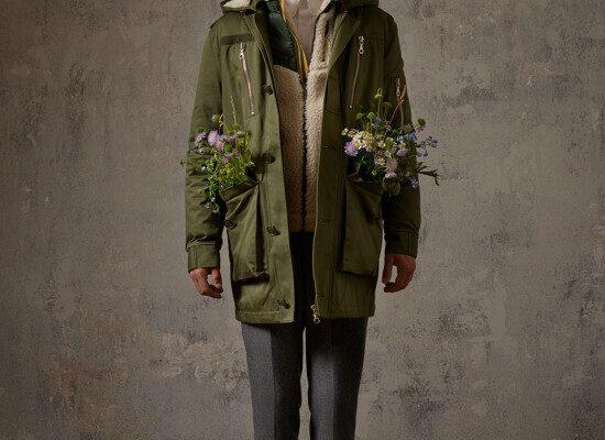 Erdem x H&M Men's Collection Lookbook 2