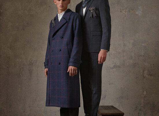 Erdem x H&M Men's Collection Lookbook 7