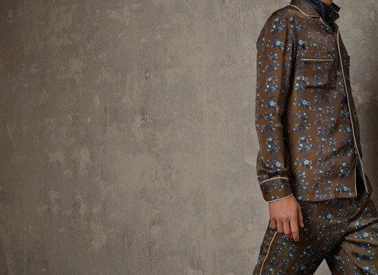 Erdem x H&M Men's Collection Lookbook 9