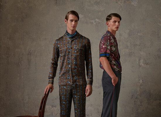 Erdem x H&M Men's Collection Lookbook11