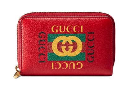 Gucci Leather Card Holder korthållare