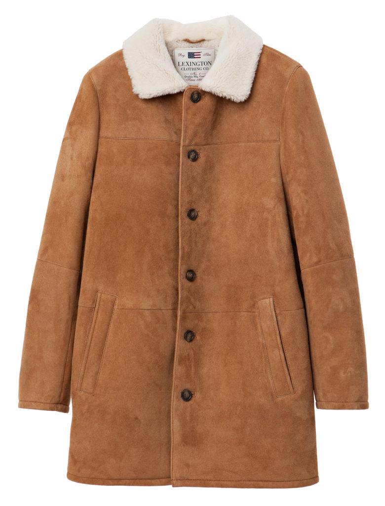 Lexington Shearling Jacket
