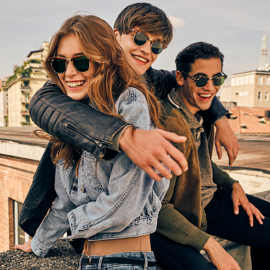 Ray-Ban Clubmaster #RayBanReloaded Are you Karl?