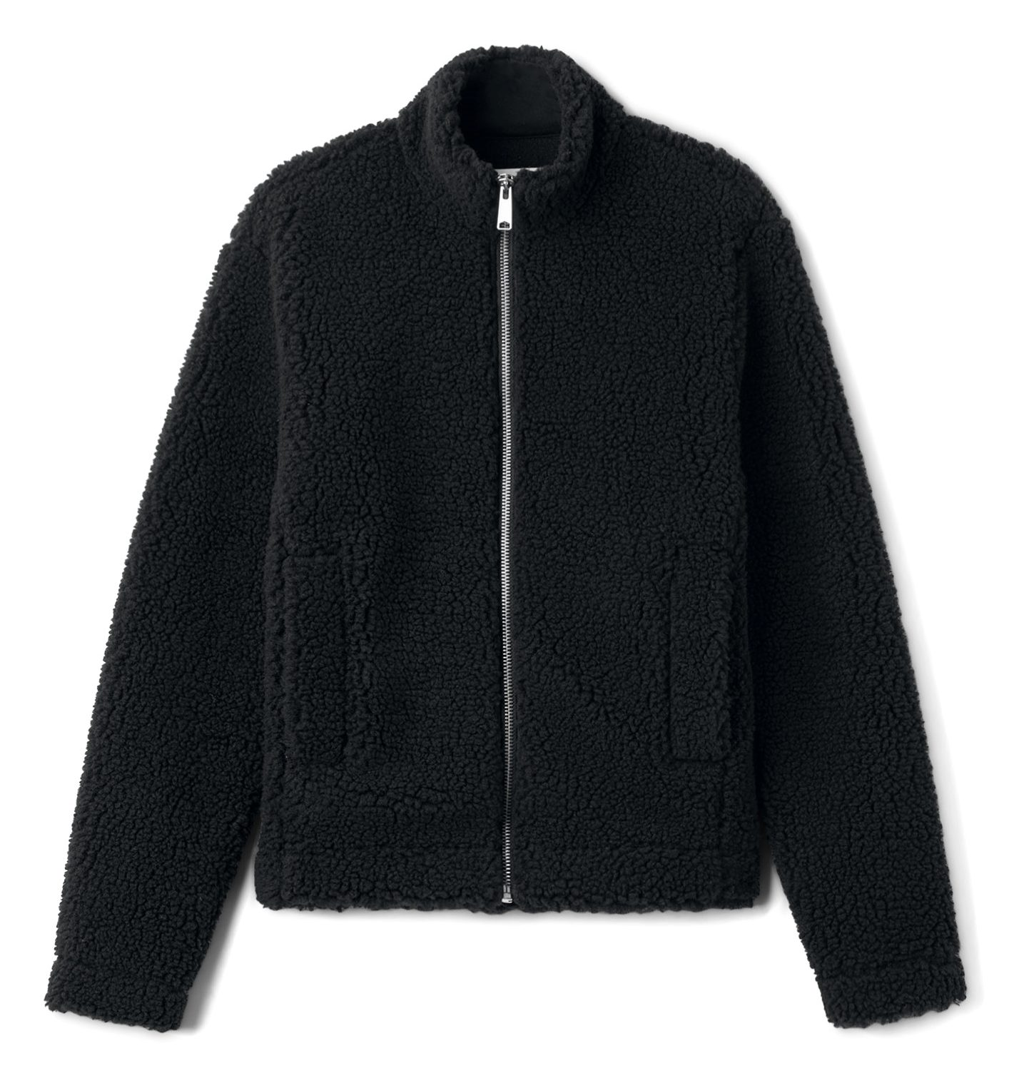 Weekday Wes Zip Sweater