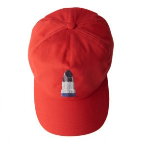 Acne Studios Diner Collection red cap