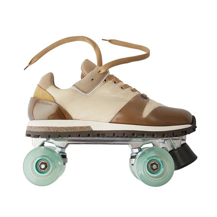 Acne Studios Diner Collection roller skates