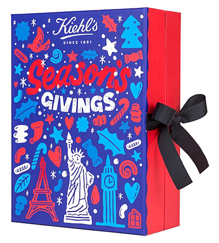 Kiehl's Limited Edition 24 day Advent Calendar 2017