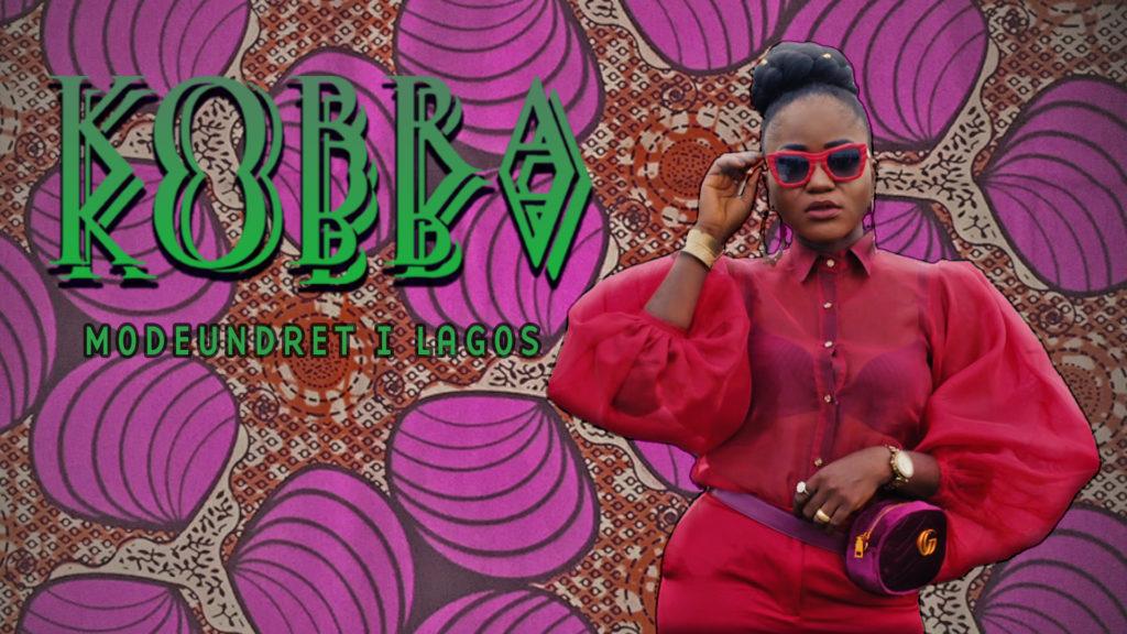 Kobra Modeundret i Lagos Maki Oh Parisa Amiri 2