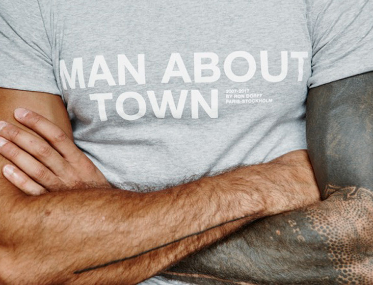 Man About Town x Ron Dorff Collector's Edition
