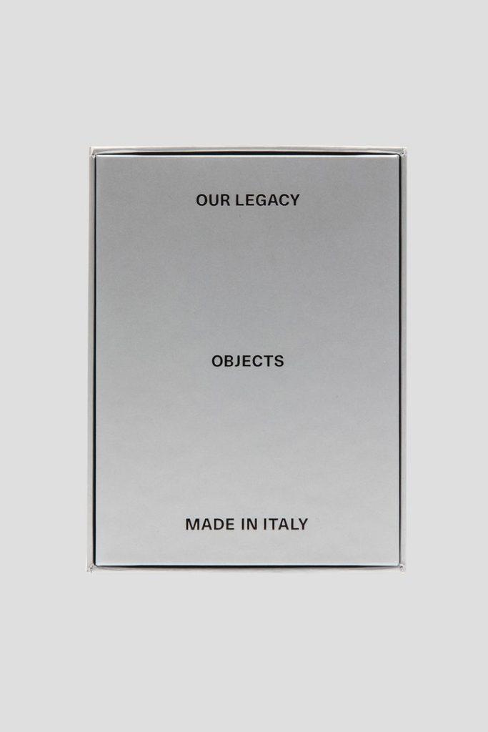 Our Legacy Cetan Clip Silver Sedelklämma