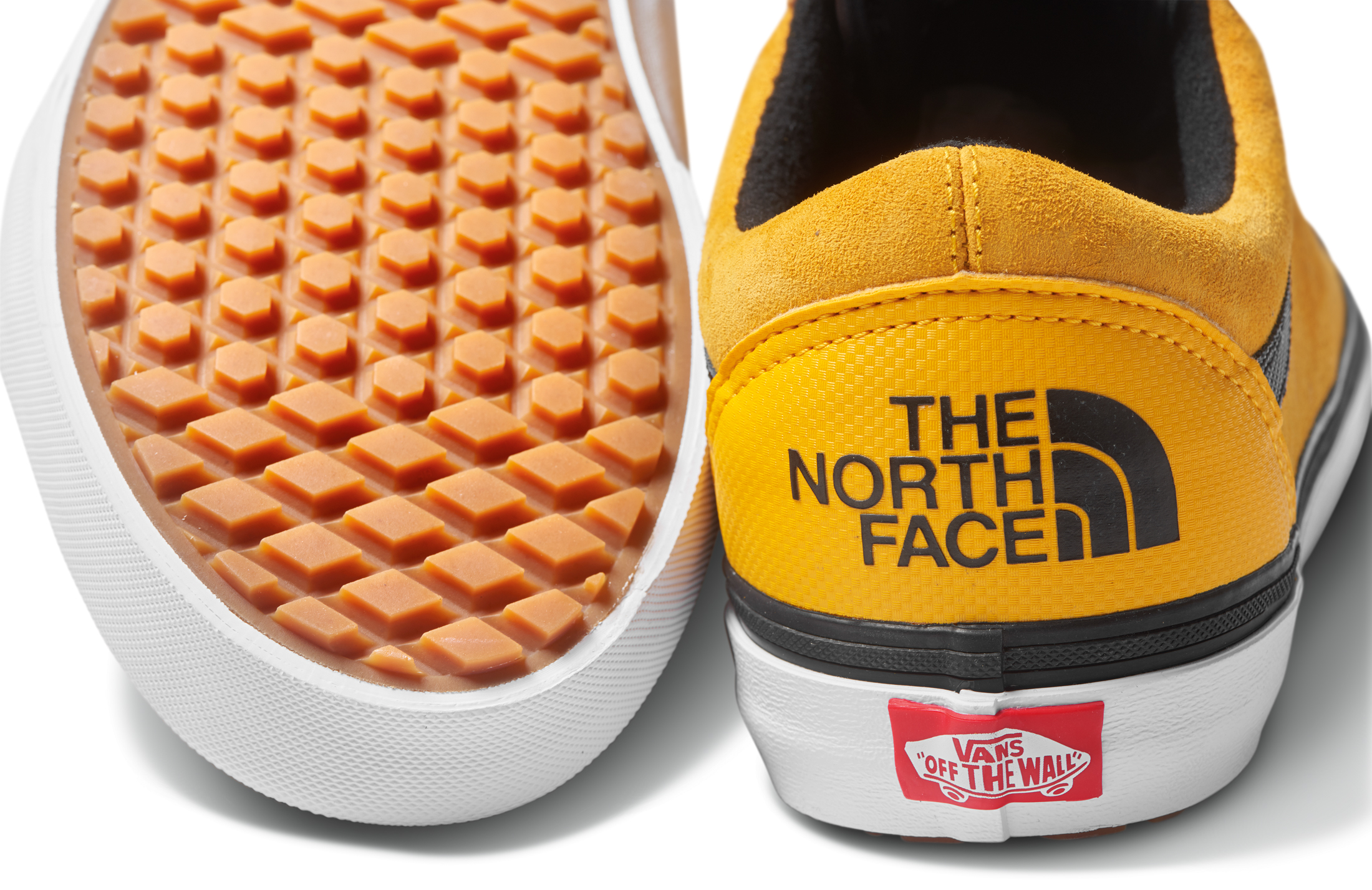 Vans x The North Face