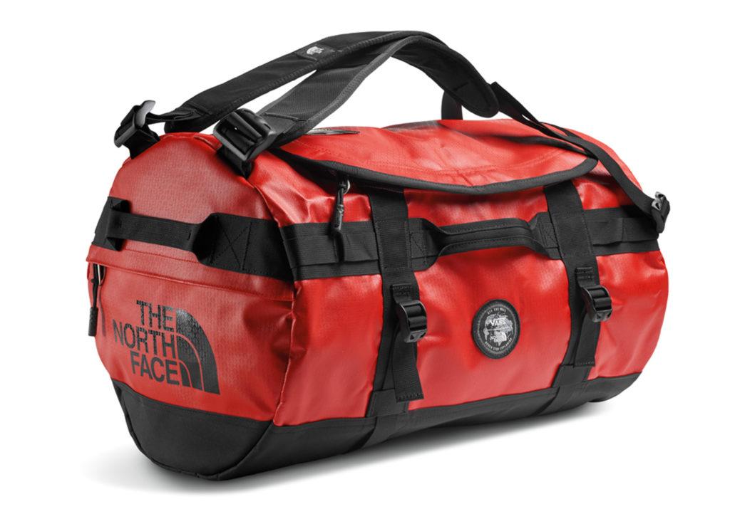 Vans x The North Face duffel bag 2
