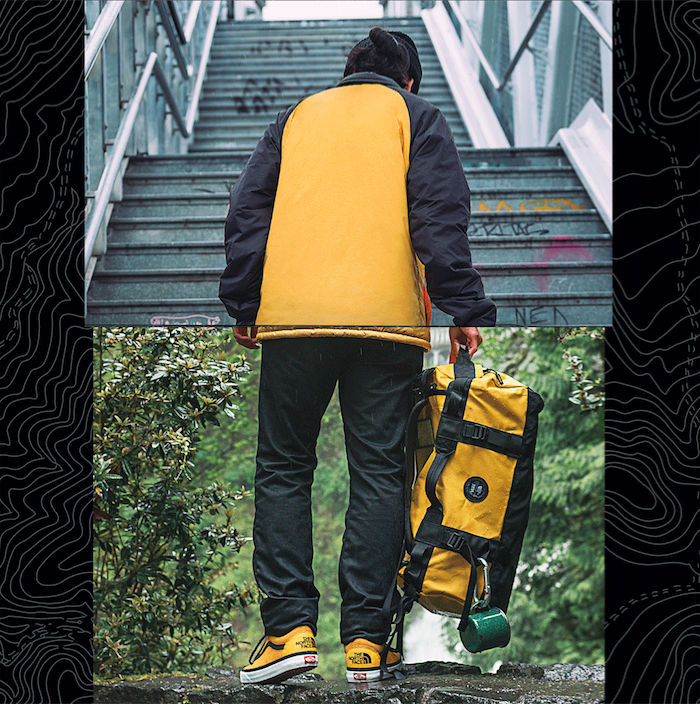 Vans x The North Face outfit 2