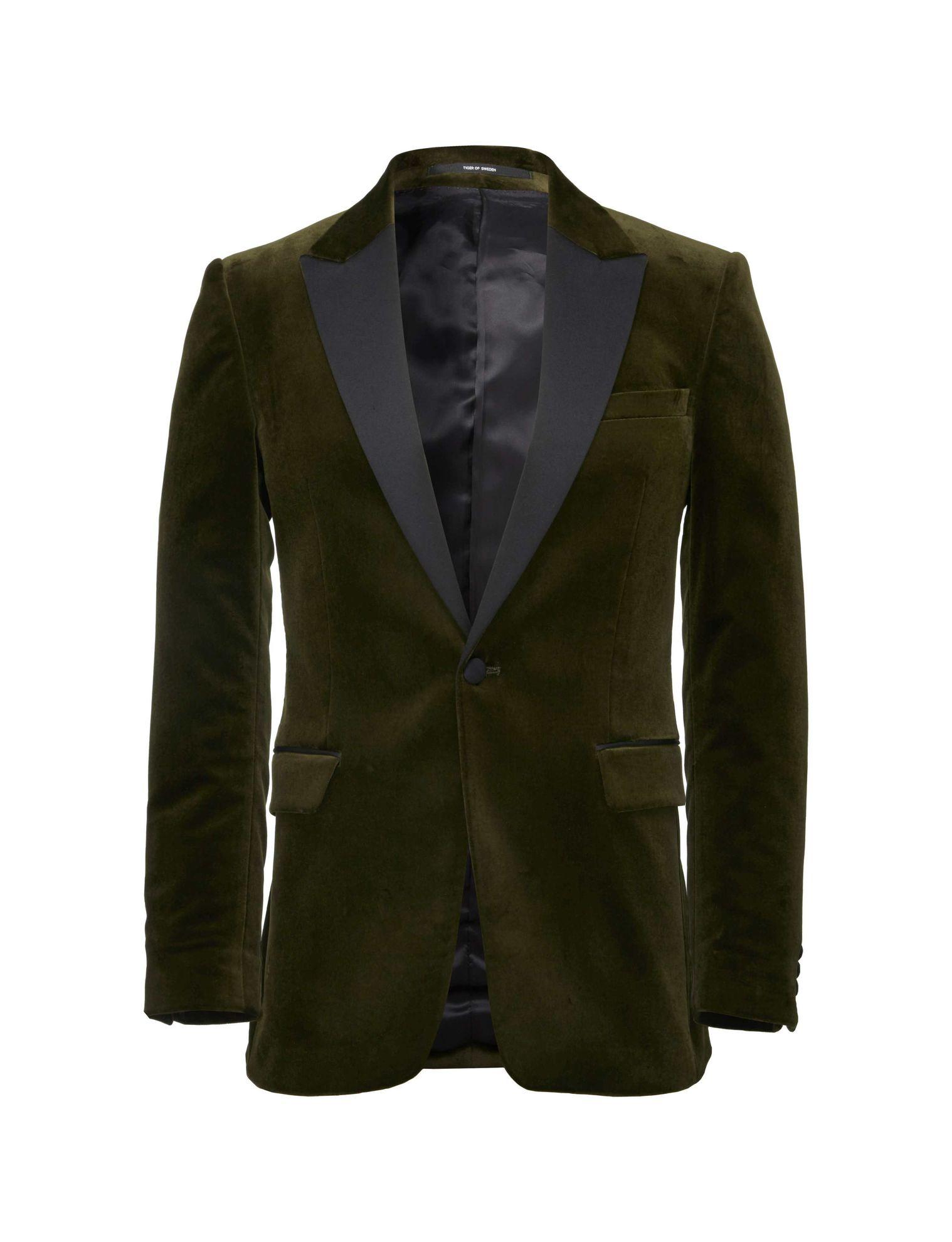 Bellar 3 Tuxedo Jacket från Tiger of Sweden nyårsfirande