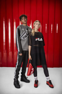 Biella Taped Collection från FILA 2