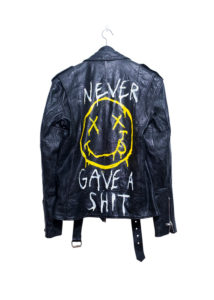 Deadwood Leather Jacket Fuck the 90's