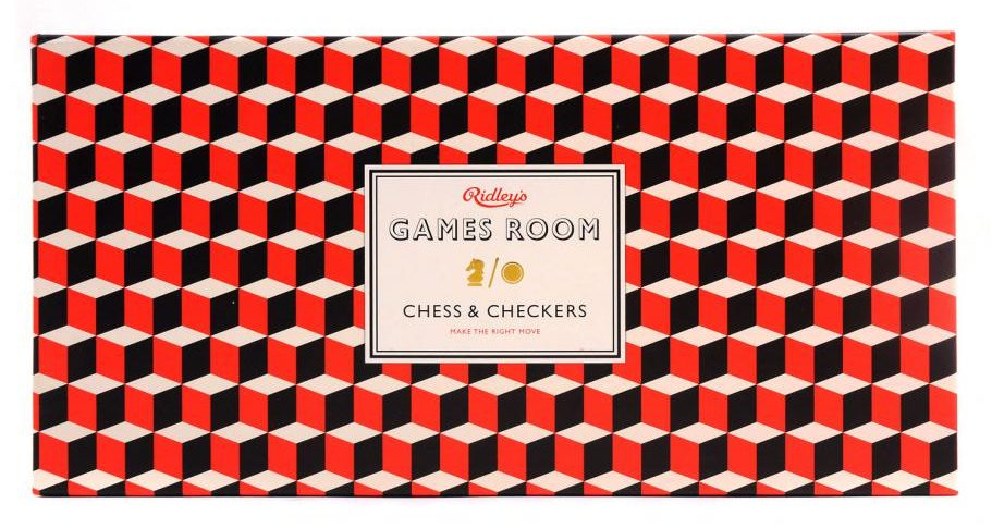 Schack Ridley's Games Room Chess & Checkers