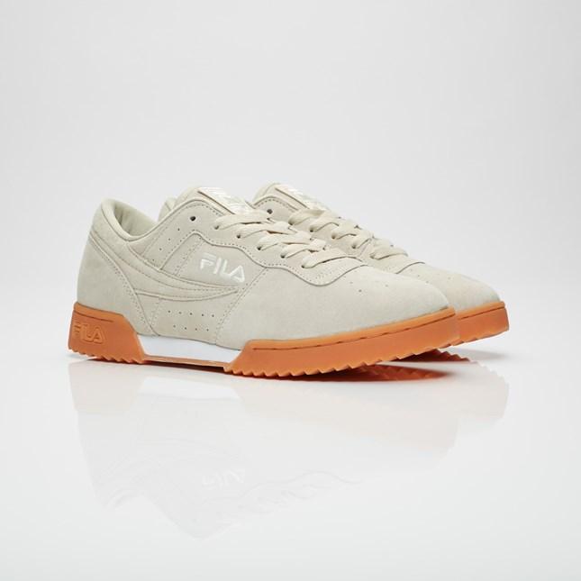 Sneakers Fila Original Fitness Ripple Cream White Gum