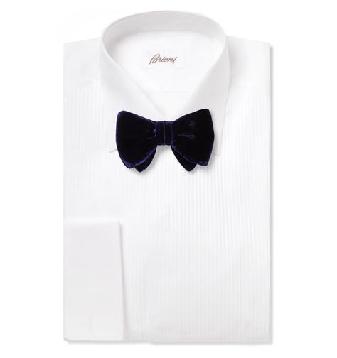 Tom Ford Pre-tied velvet bow tie sammetsfluga nyårsfirande
