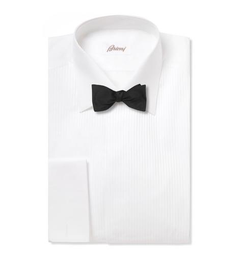 Turnbull & Asser silk bow tie fluga nyårsfirande