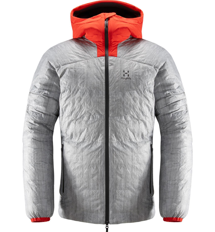 V-Series Down Jacket Men från Haglöfs - den tåligaste dunjackan i världen