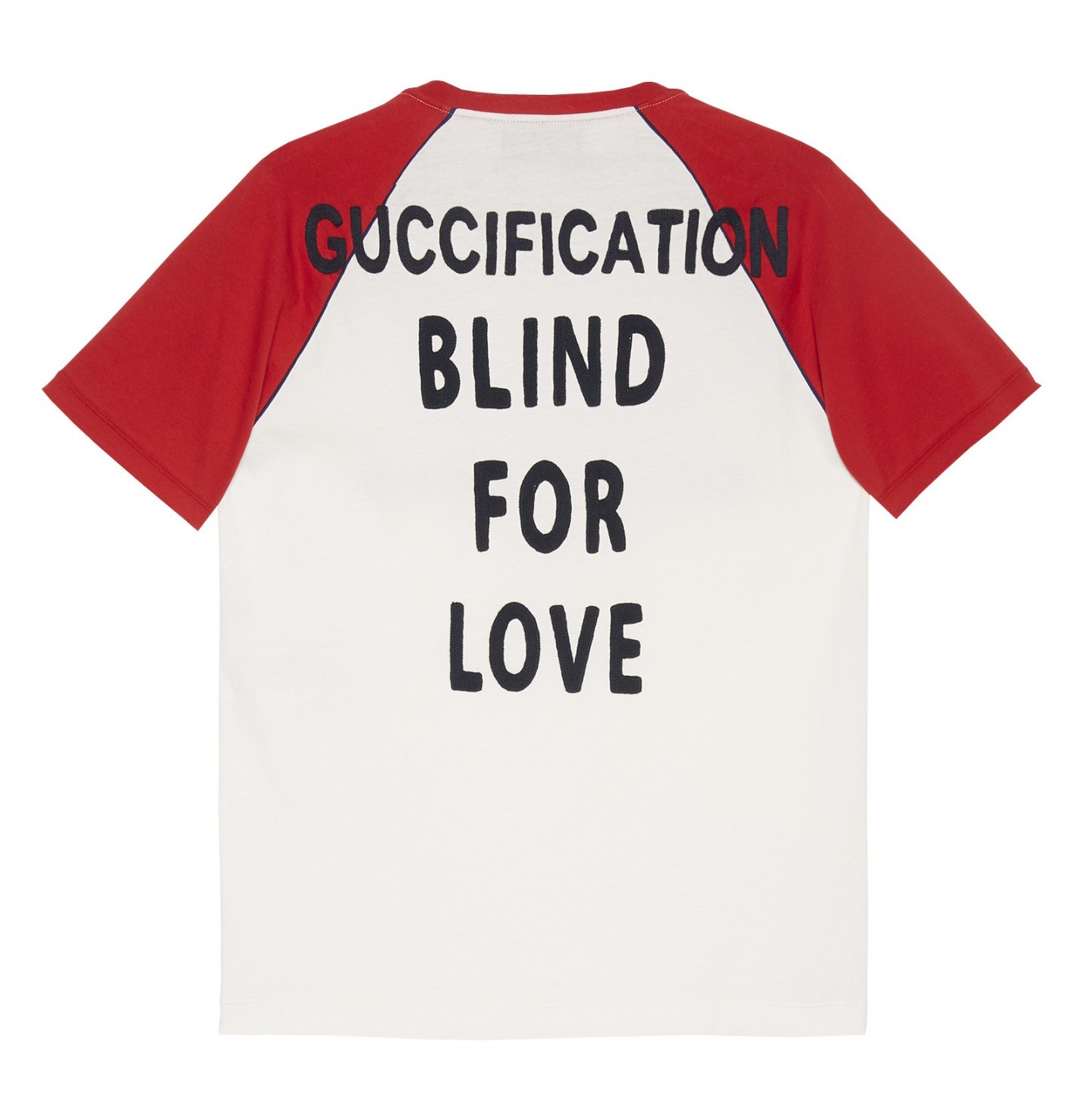 Gucci x DSM Guccification Blind for Love t-shirt