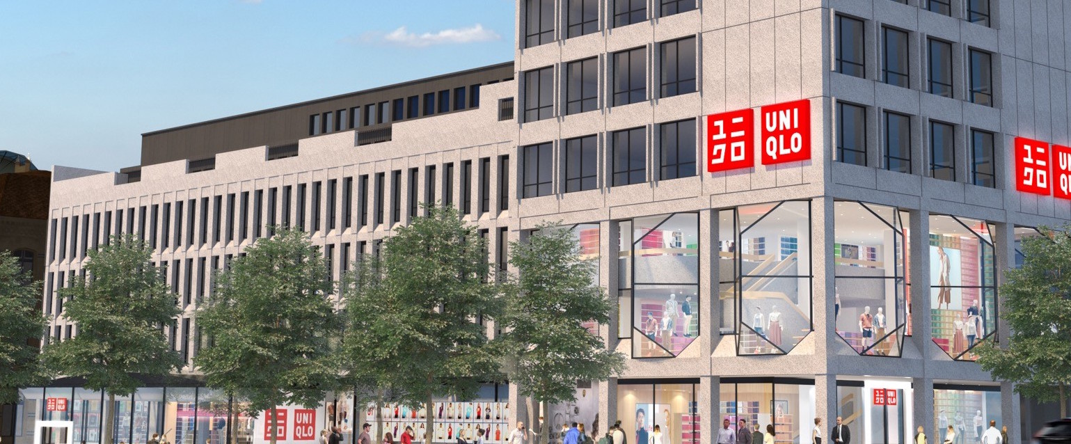Uniqlo öppnar butik i Sverige