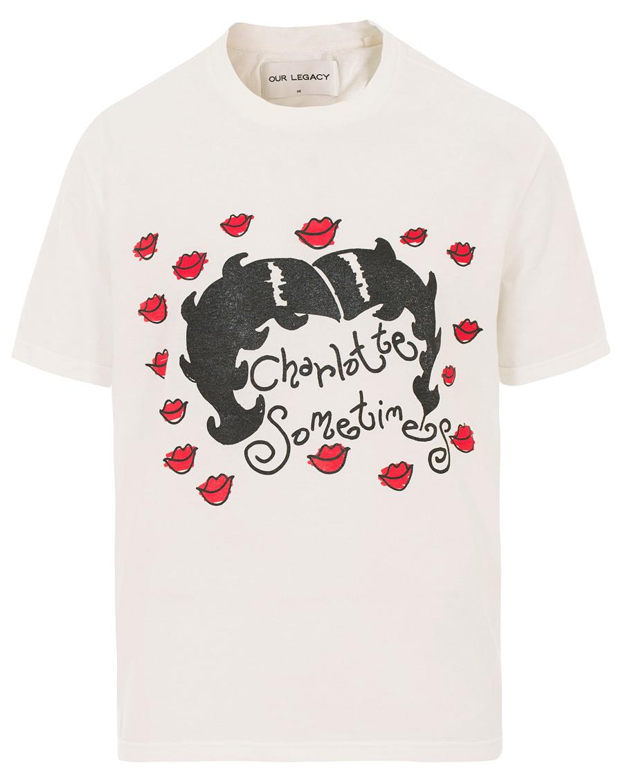 Alla hjärtans dag - t-shirt Charlotte Sometimes från Our Legacy 2