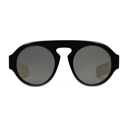Gucci solglasögon GG0255S man retro sunglasses