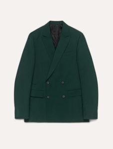 H&M Studio S:S 2018 Man Green blazer
