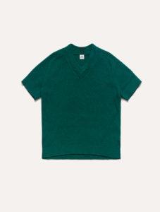 H&M Studio S:S 2018 Man Knitted short sleeved shirt