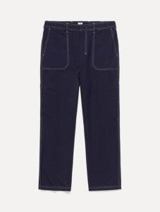 H&M Studio S:S 2018 Man Workwear Pants