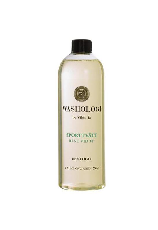 Klädvård - Tvättmedel sport från Washologi