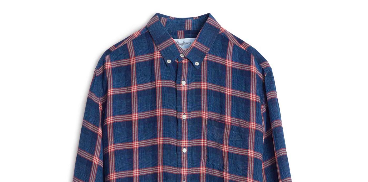 Rutiga skjortor – våra fem favoriter