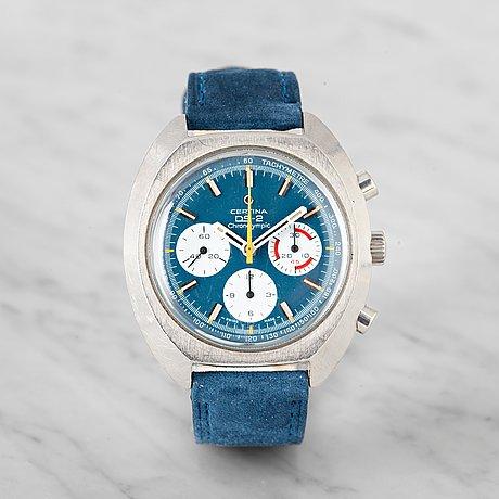 Bukowskis Important Timepieces - Certina DS-2 Chronolympic Kronograf
